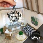 Eşyalar Ve Minyatür Evler