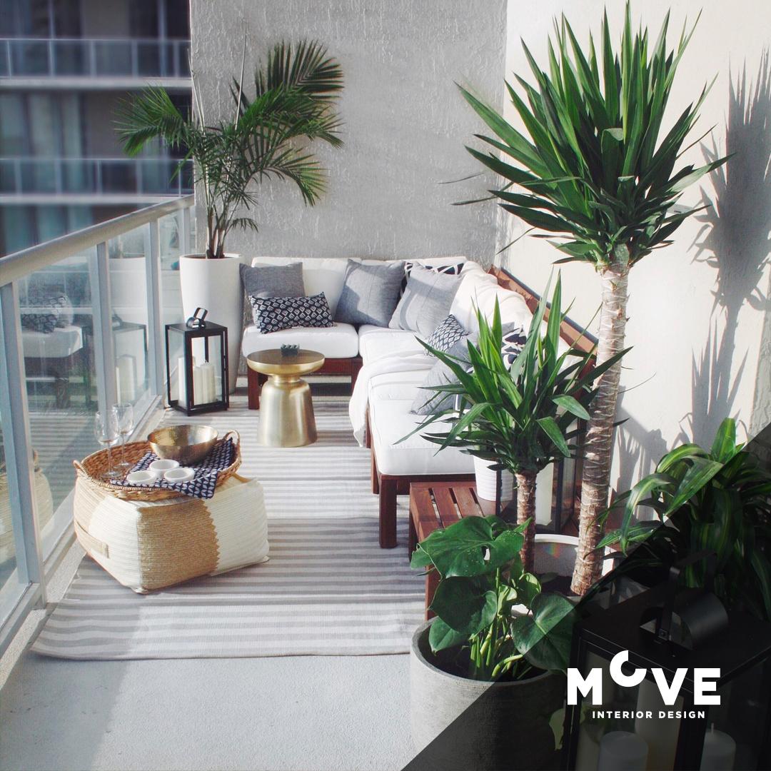 Modern Balkon Dekorasyon Önerileri
